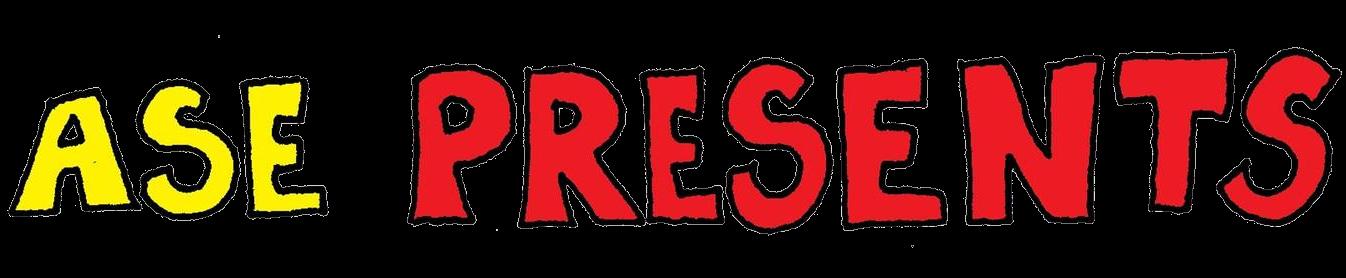 Logo for ASEPresents: